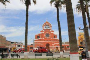 Iglesia de Santo Domingo de Chincha