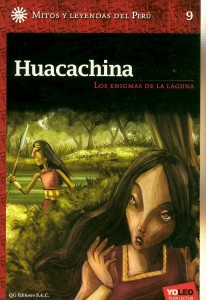 Osis de America - Huacachina