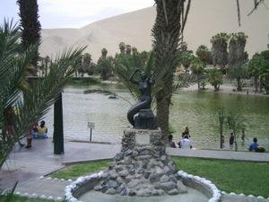 Leyenda de Huacachina