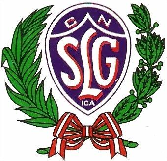 Himno del Colegio San Luis Gonzaga de Ica - Insignia SLG del Perú