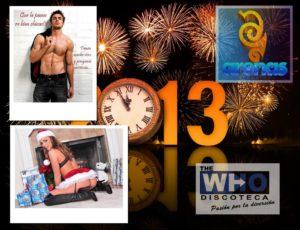 feliz año 2013 en ica