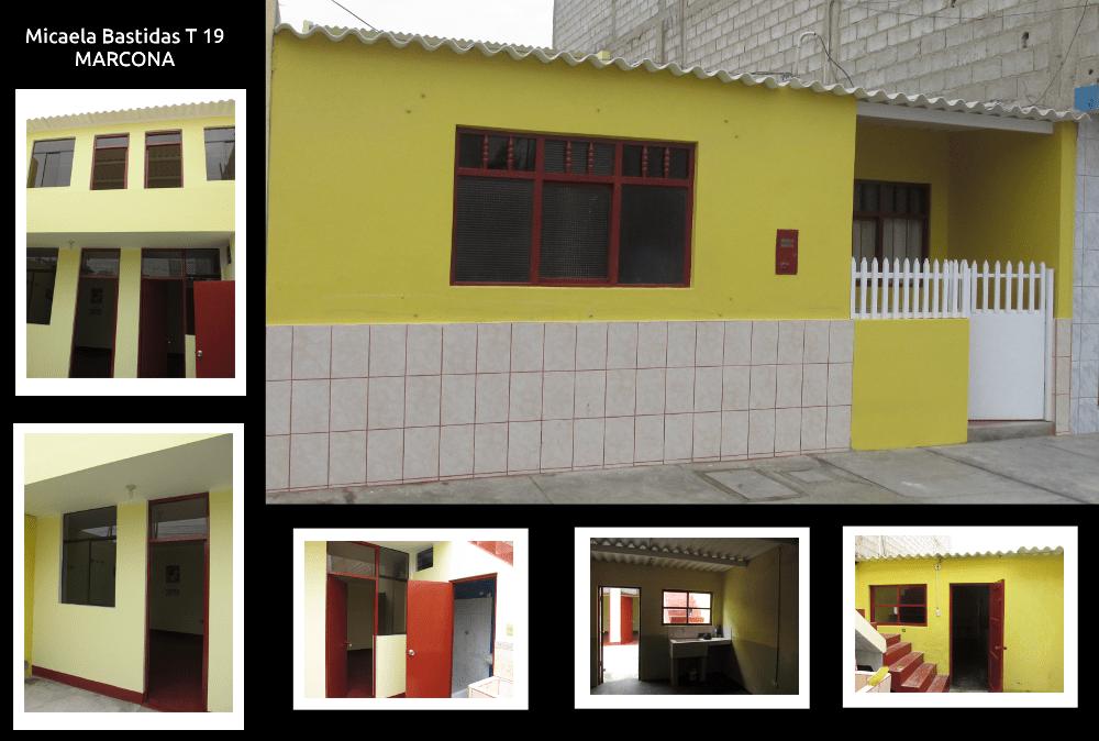 Alquiler de casa en San Juan de Marcona