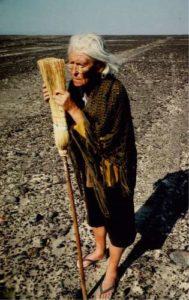 Guardiana de las Líneas de Nazca