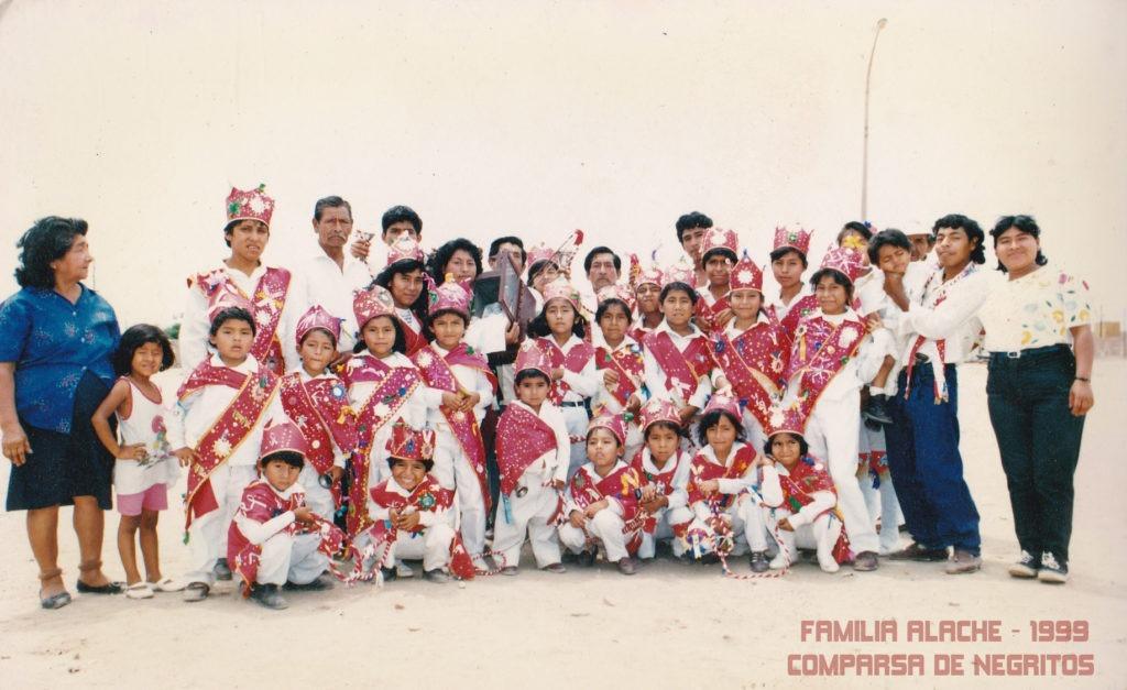 NEGRITOS DE ICA - Familia Alache