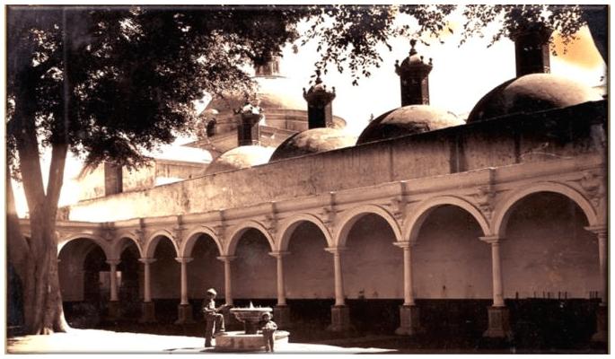 Historia de San Luis Gonzaga de ICA
