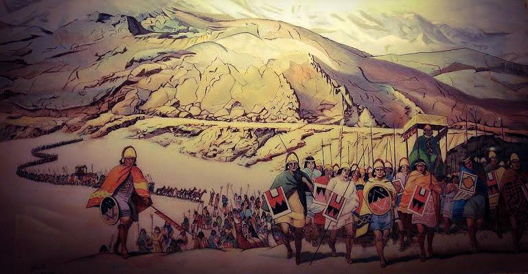 La Leyenda de la Achirana del Inca