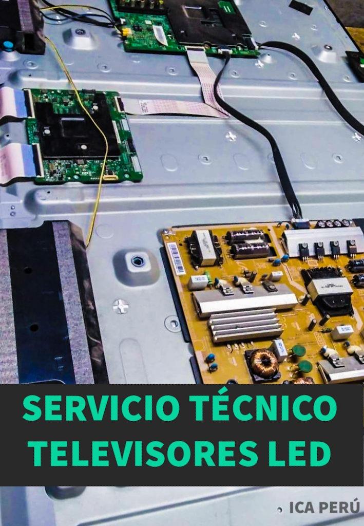 Reparación de Televisores LED en ICA