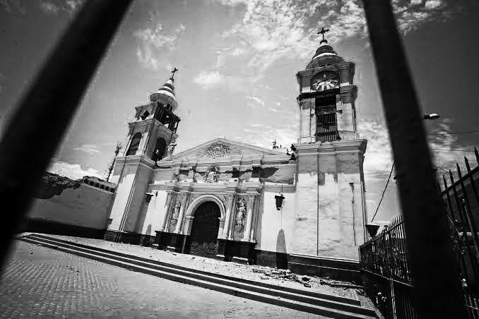 Catedral de Ica en el 2020 Pandemia COVID19