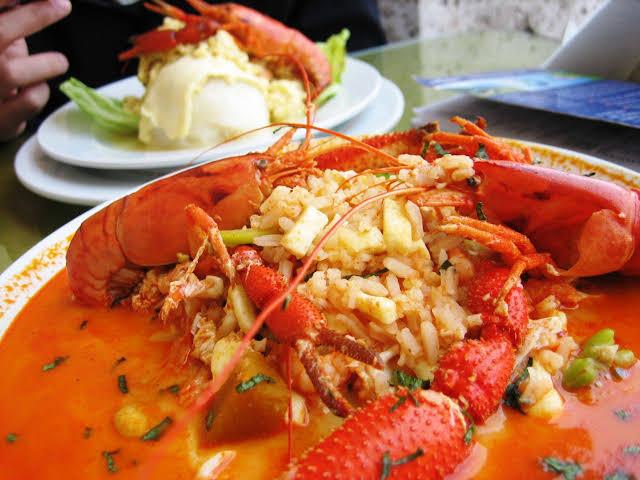 Gastronomia de Palpa