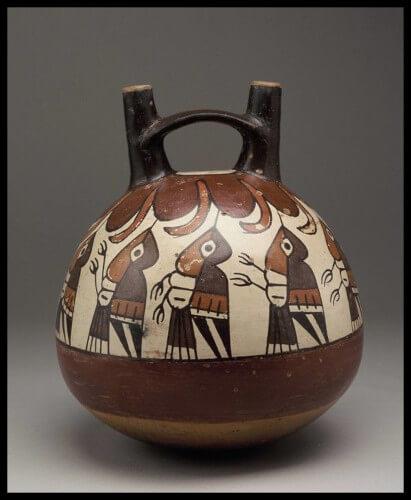 Cultura Nazca - Leyenda del Colibrí