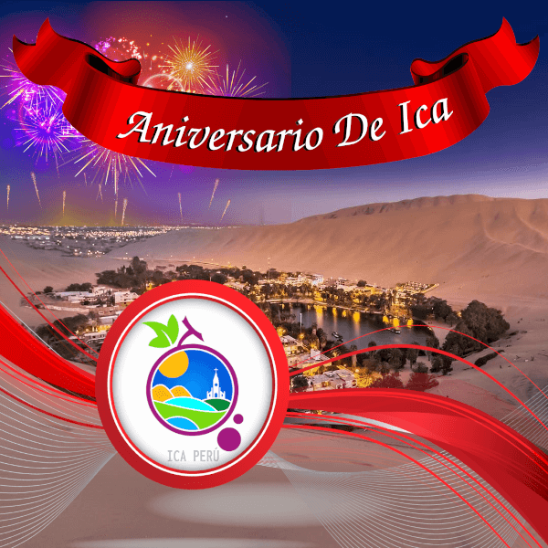 Aniversario de Ica Perú - Fundación de la Villa de Valverde