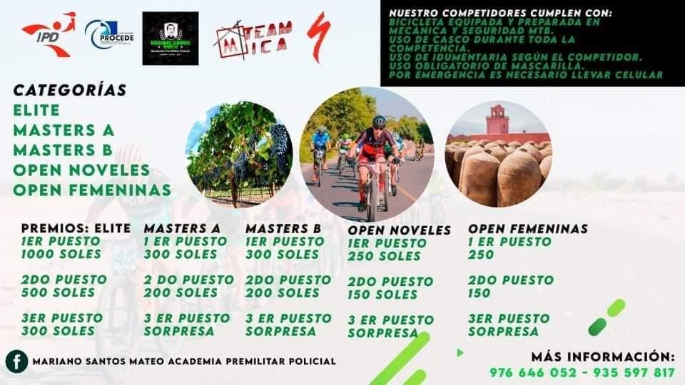 La Ruta del Pisco Bike 2021